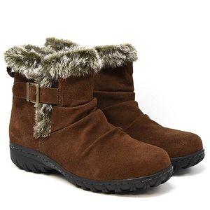 NEW KHOMBU Lindsey All Weather Women's Boots